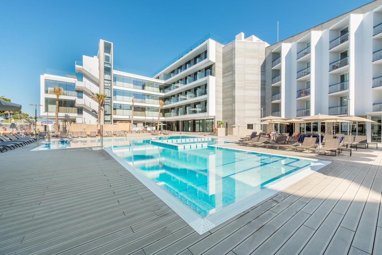 Reforma y Ampliación Hotel H10 Casa del Mar