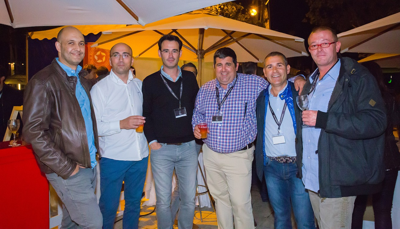 Grupo Ferrá hosts the Night of the Sea party at the Palma Boat Show