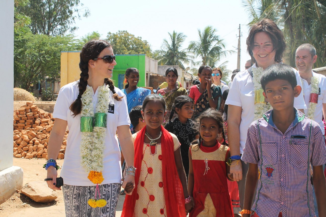 Our Marketing Manager talks about her experience in India