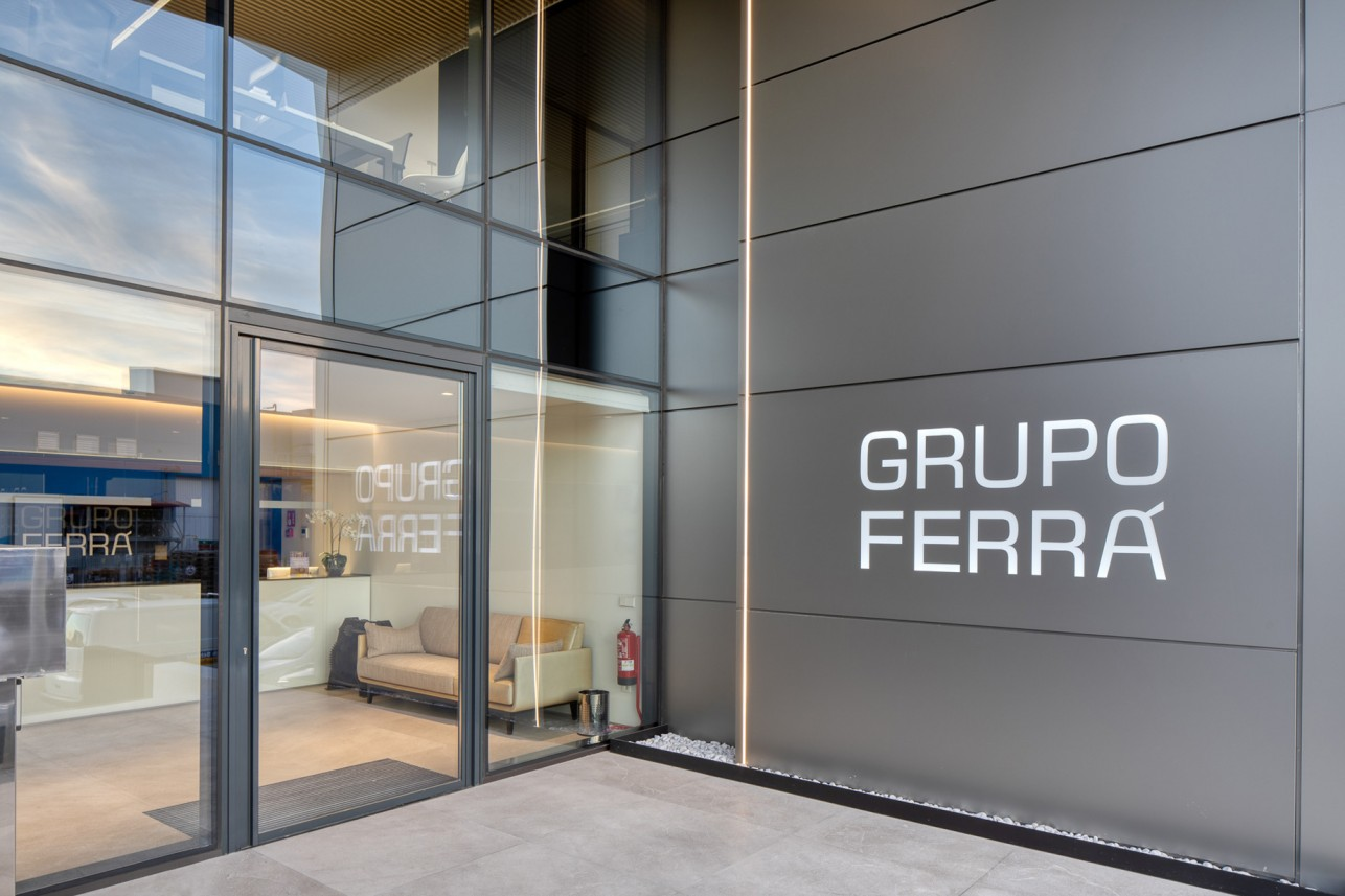 Grupo Ferrá Headoffice
