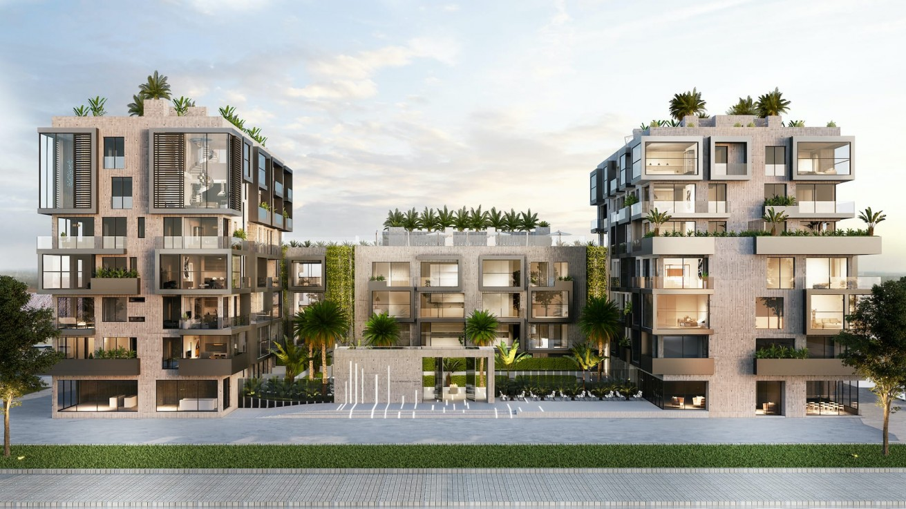 Construction of XO Residences Palma has started
