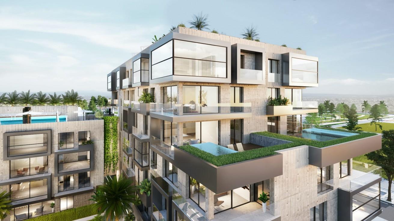 Comenzamos a construir XO Residences Palma