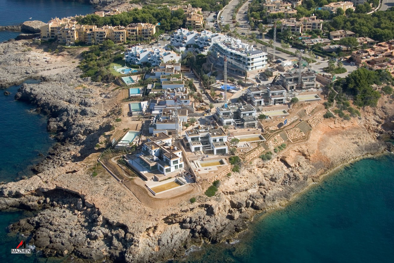 The Temporary Joint Venture formed by Ferrátur – Llull Sastre has been awarded the Cap Adriano Residential Project
