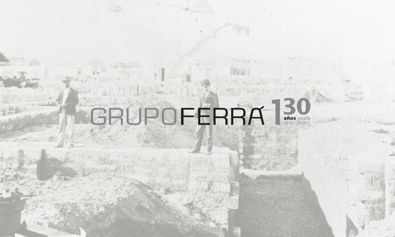 Inside Grupo Ferrá. Meet our team