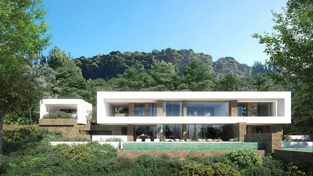 Nova adjudicació: així serà la vil.la pilot de Corallisa Signature Homes Ibiza