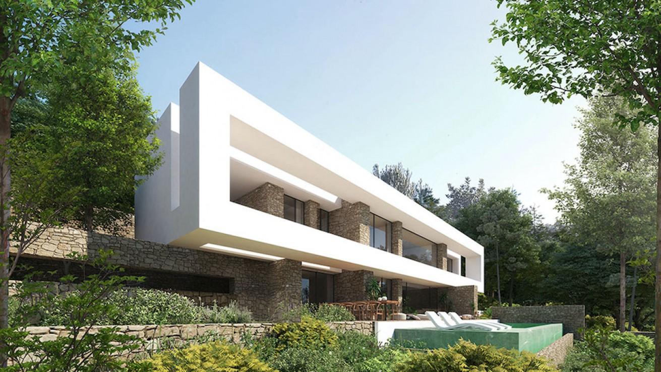 Nueva adjudicación: así será la villa piloto de Corallisa Signature Homes Ibiza