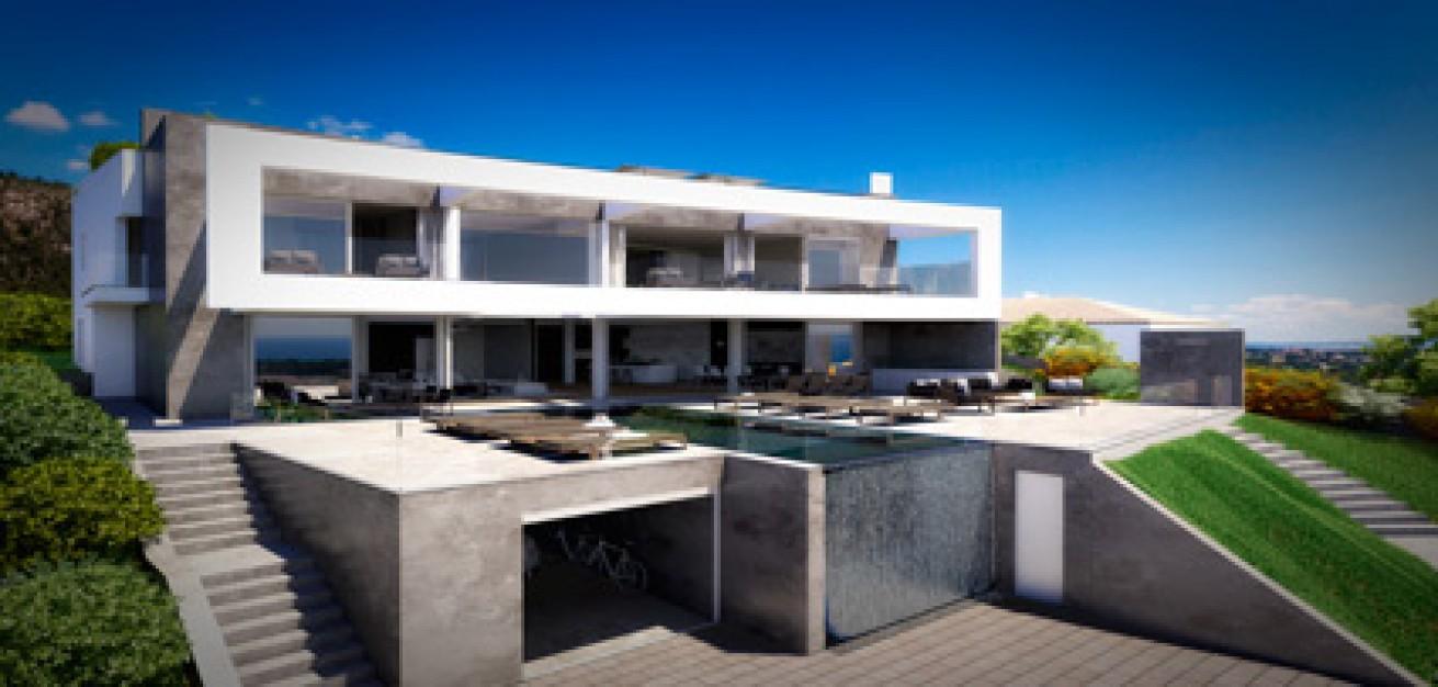 Villa Bendinat Project